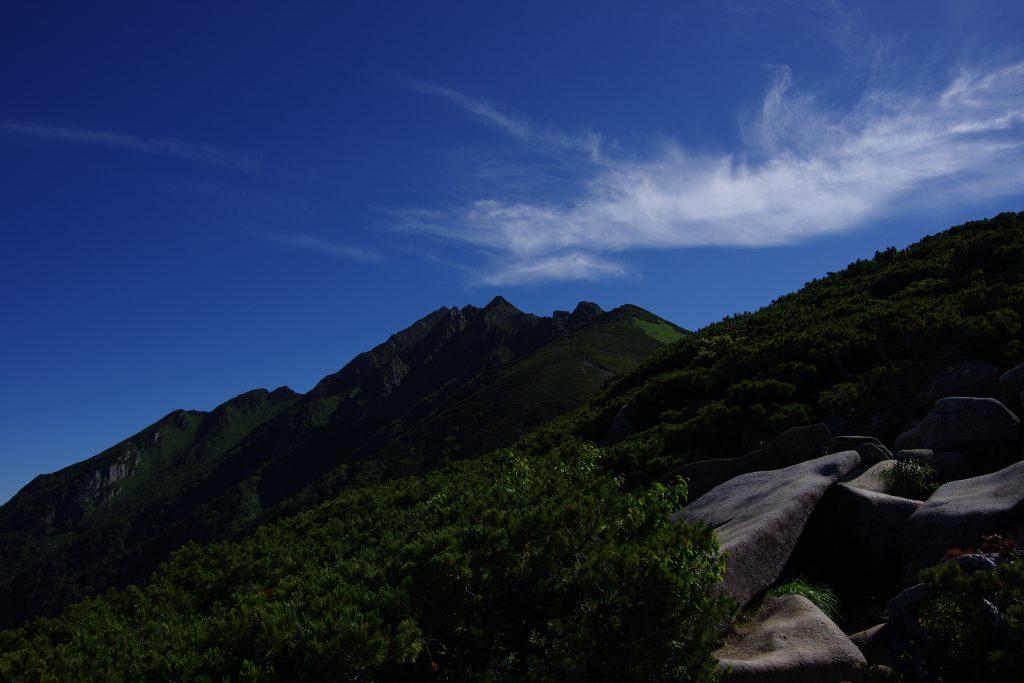 西穂山荘-丸山