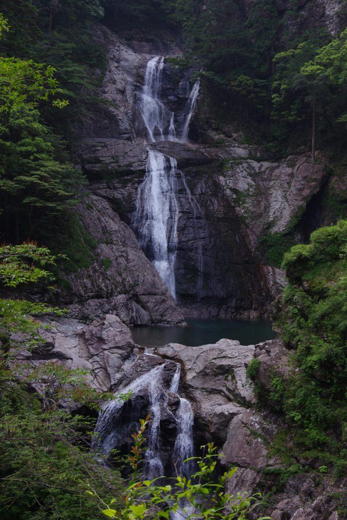 大杉谷_七ツ釜滝