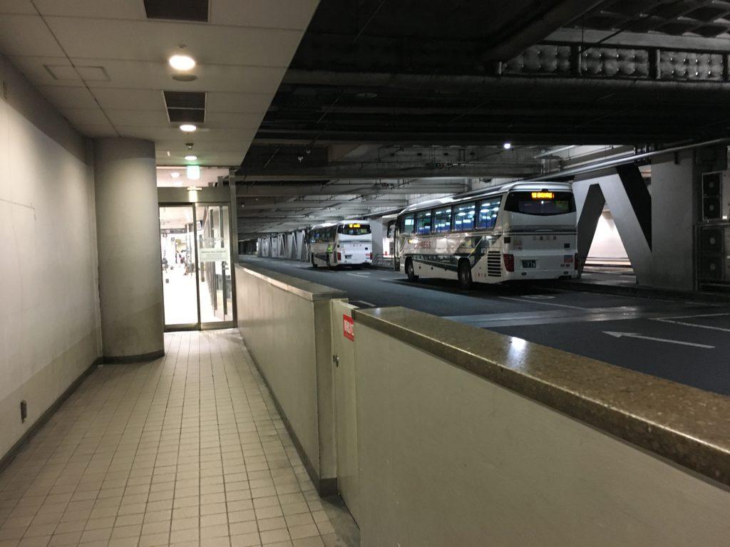 名古屋駅 名鉄バスターミナル